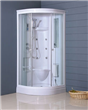 Modern Tempered Glass Shower Rooms