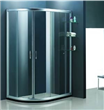 Bathroom Tempered Glass Shower Rooms