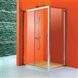 Rectangular Double Sliding Doors Shower Room