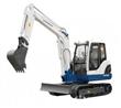 Compact Hydraulic Excavators