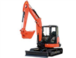 Wheeled Hydraulic Excavators