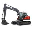 Amphibious Hydraulic Excavators