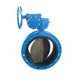 Flange butterfly valve
