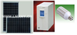 Family PV Power Supply System