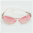 Pink Sport Sunglasses
