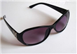 Black Metal Sunglasses