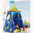 Children Playing Tents