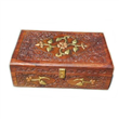 Ceramic Wooden Box
