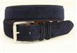 Wide Genuine Leather Belt