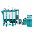 Auto Air Cooling Block Moulding Machine