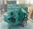 wood  debarking  machine
