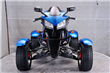 Blue Racing Motorcycles