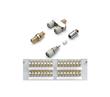 Compression Coaxial Cables Connectors
