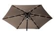 Lighted Garden Umbrella