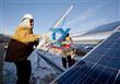 pole mounted solar panels
