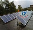 solar aluminum Ballasted Flat Roofs bracket