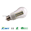 smd led global lighting with clear cover