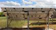 solar post support bracket