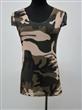 Ladies Camouflage T-shirt