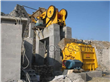 Primary Rock Jaw Crusher
