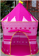 Kid Play Castle Tent