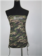 New Style Camouflage Top For Women