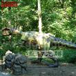 Artificial Dinosaur Model