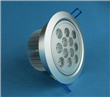 12*1W LED Downlights