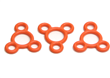 Molded Silicone Rubber Gaskets