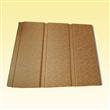 30CM*9.5MM Gold Color Laminated PVC Panel