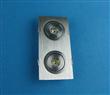 2*1W Rectangular LED Downlights