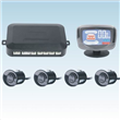 LCD Parking Sensor System With Direction Indicator
