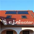 EN12975 Vacuum Tube Solar Collectors