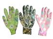 Crystal Nitrile Palm Coated Gloves