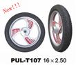 PU Filled Semi-solid Electric Bike Tire