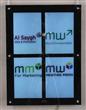 LED Advertising Magic Mirror