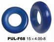 PU Foamed Heavy Duty Wheelbarrow Tire