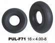 16 Inch Ribbed PU Foamed Wheelbarrow Tire