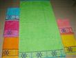 Cotton Jacquard Velour Beach Towels