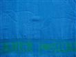 Cotton Jacquard Blue Color Beach Towels