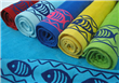 100% Cotton Velour Beach Towels