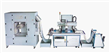 Full automatic computerized numerical screen printing machine