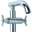 Double Handle Basin Faucet