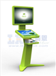 Dual Screen Touch Kiosk for Hotel