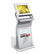 Resistive Touch Screen Kiosk