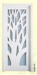 White Solid Oak Door