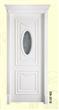 Solid Wood White Oak Door