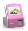 Desktop Payment Kiosk with Printer