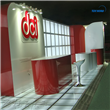 3m*18m Decent And Custom Exhibition Booth