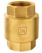 Brass Vertical Check Valves